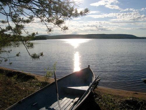 20120810ラップランドの湖